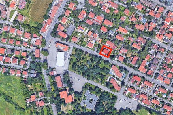 Immagine n0 - Planimetria - Vista aerea - Asta 4986