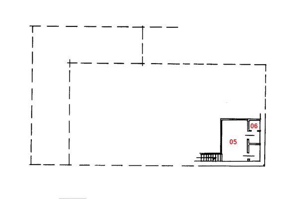 Immagine n2 - Planimetria - Piano ammezzato - Asta 4989