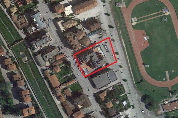 Immagine n0 - Planimetria - Vista aerea - Asta 4991