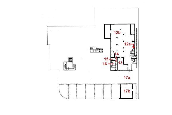 Immagine n0 - Planimetria - Piano interrato - Asta 4991