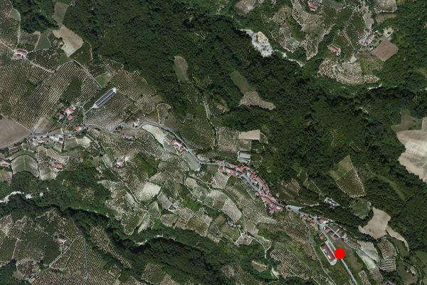 Immagine n0 - Planimetria - Vista aerea - Asta 501