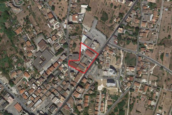 Immagine n1 - Planimetria - Vista aerea - Asta 5026