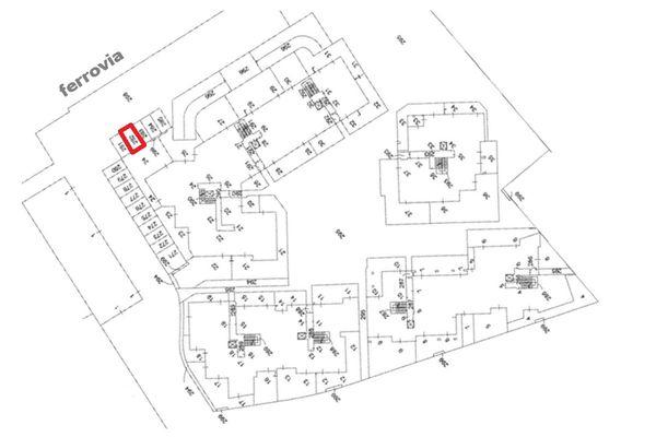Immagine n0 - Planimetria - Piano terra - Asta 5029