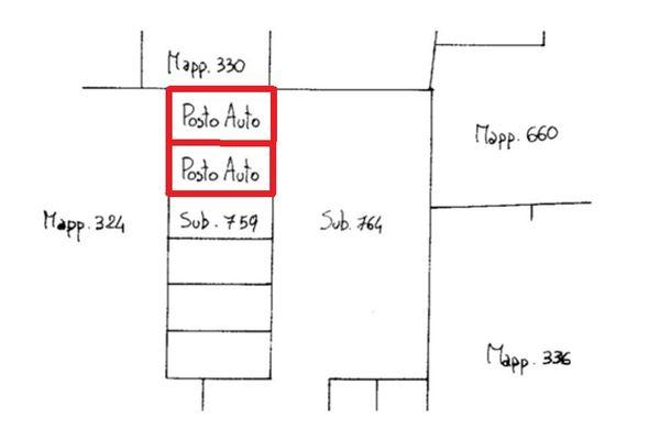 Immagine n1 - Planimetria - Piano terra - Asta 5051