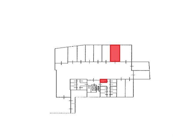 Immagine n1 - Planimetria - Piano Seminterrato - Asta 5057