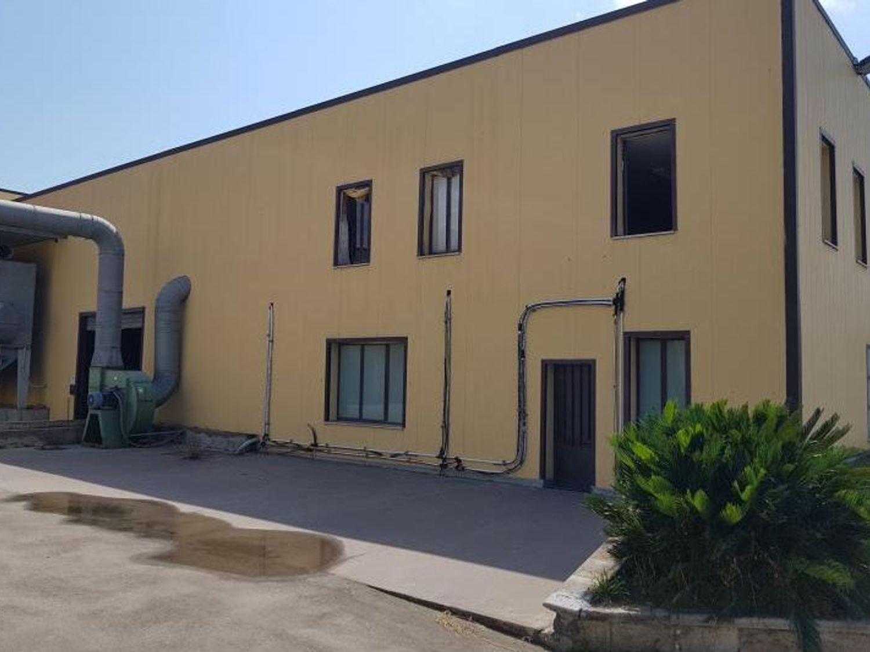 Immagine n. 2 - #5086 Capannone industriale con area uffici (Part. 102)