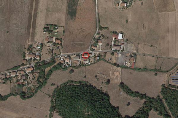 Immagine n0 - Planimetria - Vista aerea - Asta 5088