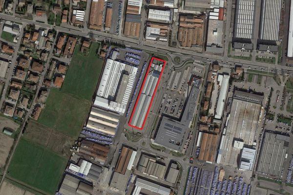 Immagine n0 - Planimetria - Vista aerea - Asta 5091