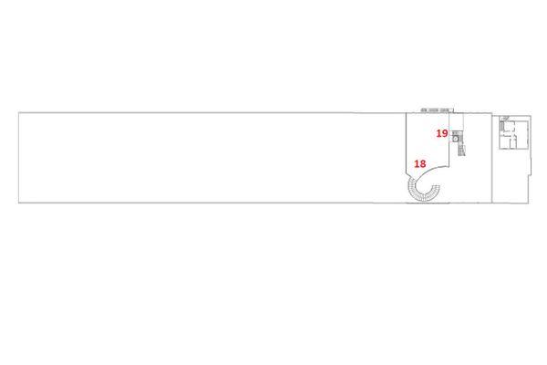 Immagine n0 - Planimetria - Piano primo - Asta 5091
