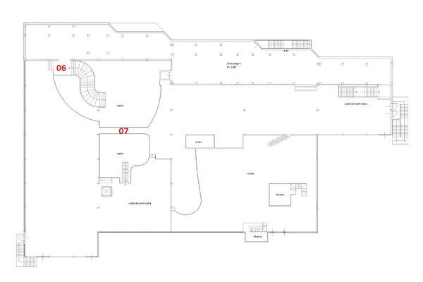 Immagine n1 - Planimetry - First floor - Asta 5092