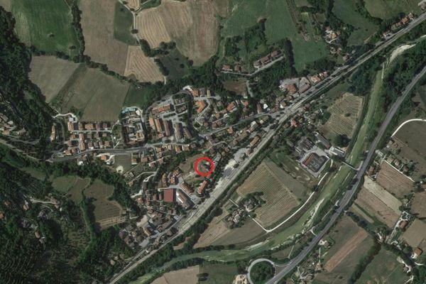 Immagine n0 - Planimetria - Vista aerea - Asta 5097
