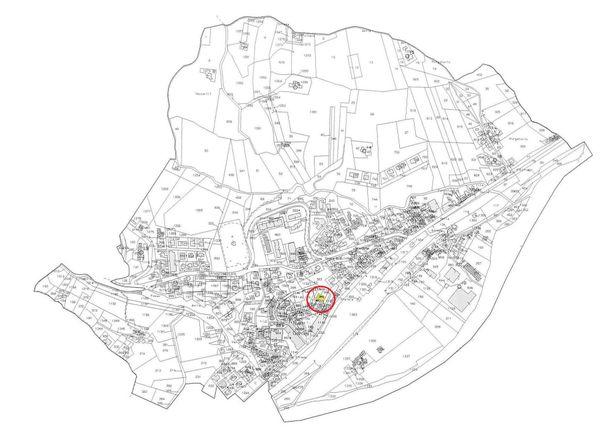 Immagine n2 - Planimetria - Localizzazione - Asta 5097