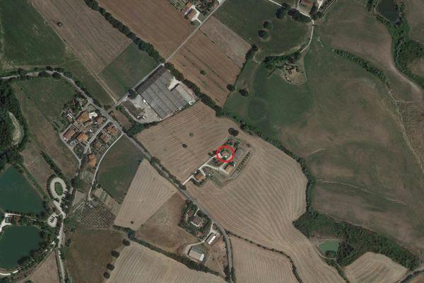 Immagine n0 - Planimetry - Vista aerea - Asta 5102