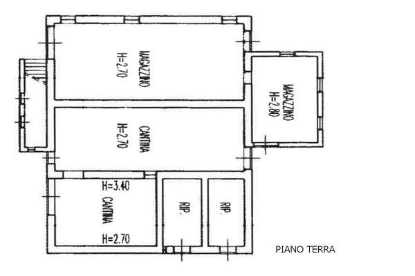 Immagine n1 - Planimetry - Piano terra - Asta 5102