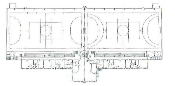 Immagine n1 - Planimetria - Piano Terra - Asta 5106