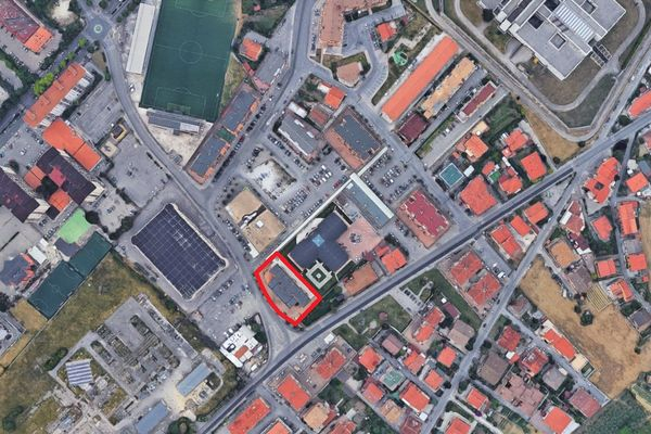 Immagine n0 - Planimetria - Vista aerea - Asta 5155