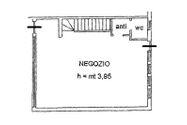 Immagine n3 - Negozio piano terra e deposito interrato (sub 3) - Asta 5158
