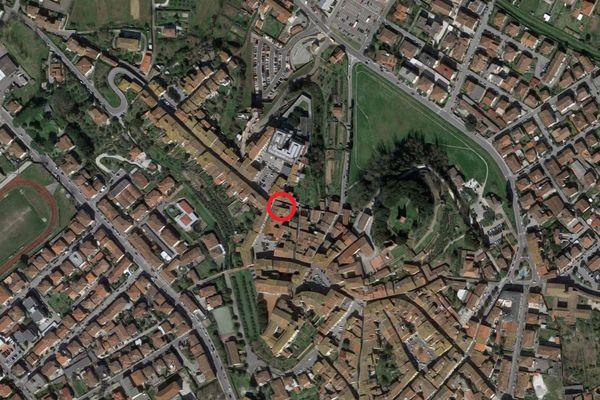 Immagine n0 - Planimetria - Vista aerea - Asta 5163