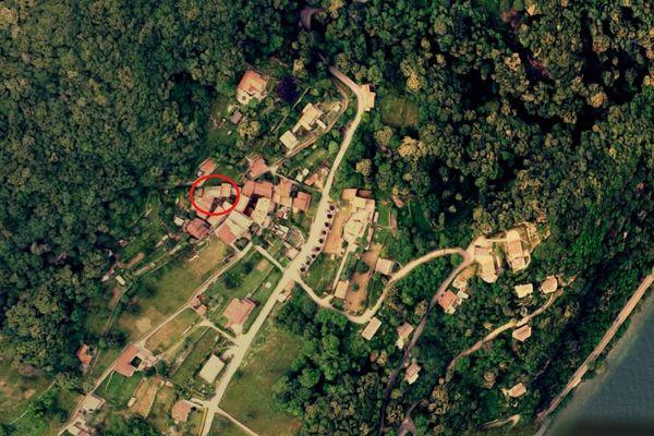 Immagine n0 - Planimetria - Vista aerea - Asta 5164