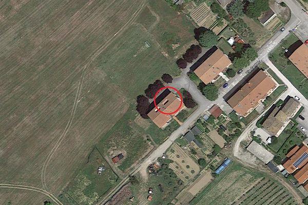 Immagine n0 - Planimetria - Vista aerea - Asta 5165