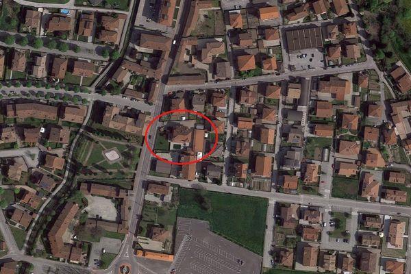 Immagine n0 - Planimetria - Vista aerea - Asta 5173