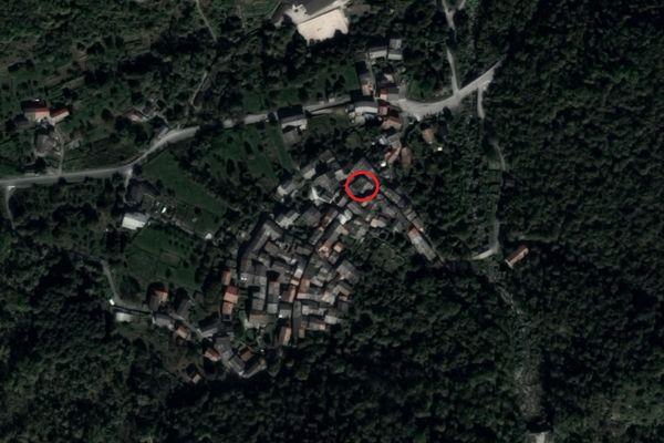 Immagine n0 - Planimetria - Vista aerea - Asta 5182