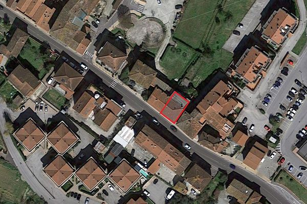 Immagine n0 - Planimetria - Vista aerea - Asta 5196
