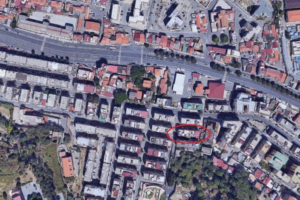 Immagine n0 - Planimetria - Vista aerea - Asta 5325