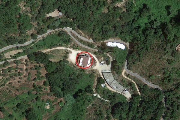 Immagine n0 - Planimetria - Vista aerea - Asta 5385