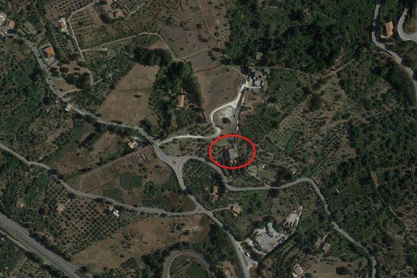 Immagine n0 - Planimetria - Vista aerea - Asta 5426
