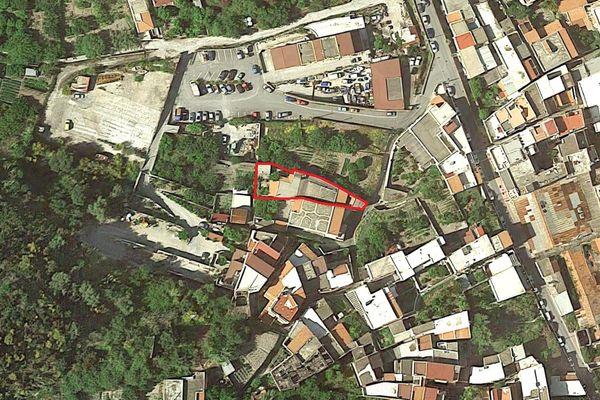 Immagine n0 - Planimetria - Vista aerea - Asta 5475
