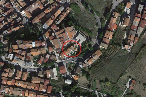 Immagine n0 - Planimetria - Vista aerea - Asta 5477