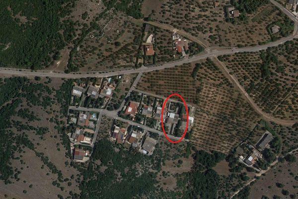 Immagine n0 - Planimetria - Vista aerea - Asta 5542