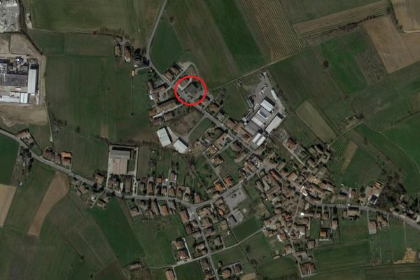 Immagine n0 - Planimetria - Vista aerea - Asta 5569
