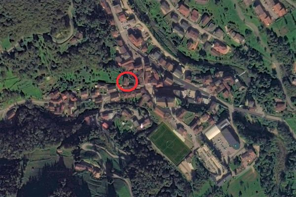 Immagine n0 - Planimetria - Vista aerea - Asta 5584