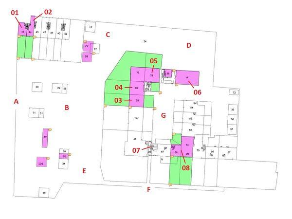 Immagine n1 - Planimetria - Piano terra - Asta 5590