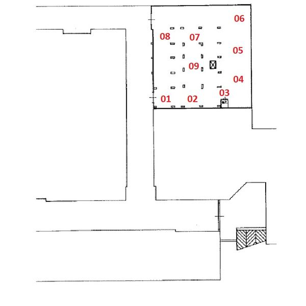 Immagine n0 - Planimetry - Basement - Asta 5609