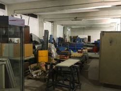 Warehouse in the basement  sub    - Lot 5612 (Auction 5612)
