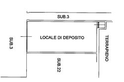 Deposit on the first basement floor - Lot 5627 (Auction 5627)