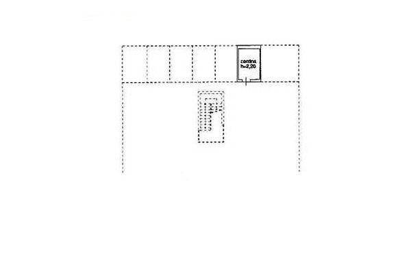 Immagine n3 - Planimetria - Piano Interrato - Asta 5631