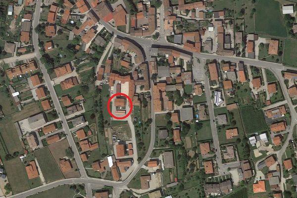 Immagine n0 - Planimetria - Vista aerea - Asta 5638