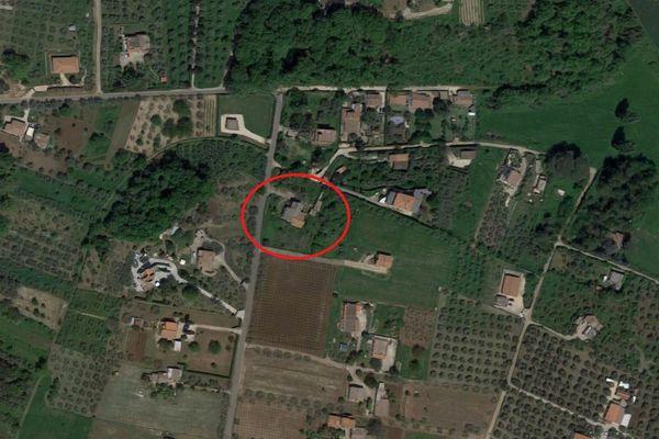 Immagine n0 - Planimetria - Vista aerea - Asta 5663