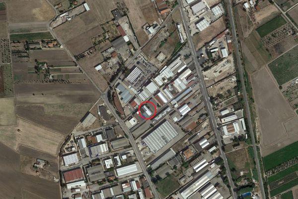 Immagine n0 - Planimetria - Vista aerea - Asta 5670