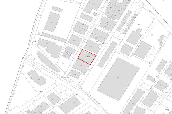 Immagine n3 - Planimetria - Estratto di mappa - Asta 5670