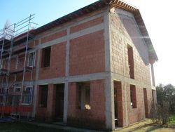 Edificio bifamiliare in corso di costruzione - Lotto 5684 (Asta 5684)