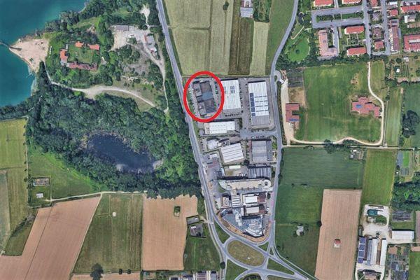 Immagine n0 - Planimetria - Vista aerea - Asta 5735