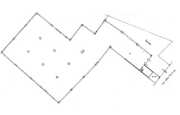 Immagine n0 - Planimetry - Ground floor - Asta 5743