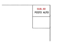 Uncovered parking space of    square meters  sub.    - Lot 5752 (Auction 5752)