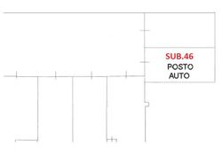 Uncovered parking space of    sqm  sub.    - Lot 5757 (Auction 5757)