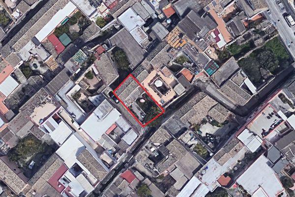 Immagine n0 - Planimetria - Vista aerea - Asta 5842